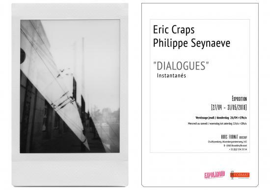 Dialogues expolaroid 2018