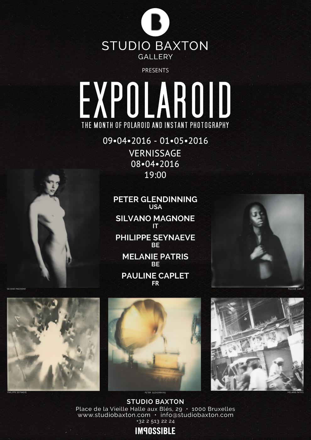 Expolaroid baxton 2016